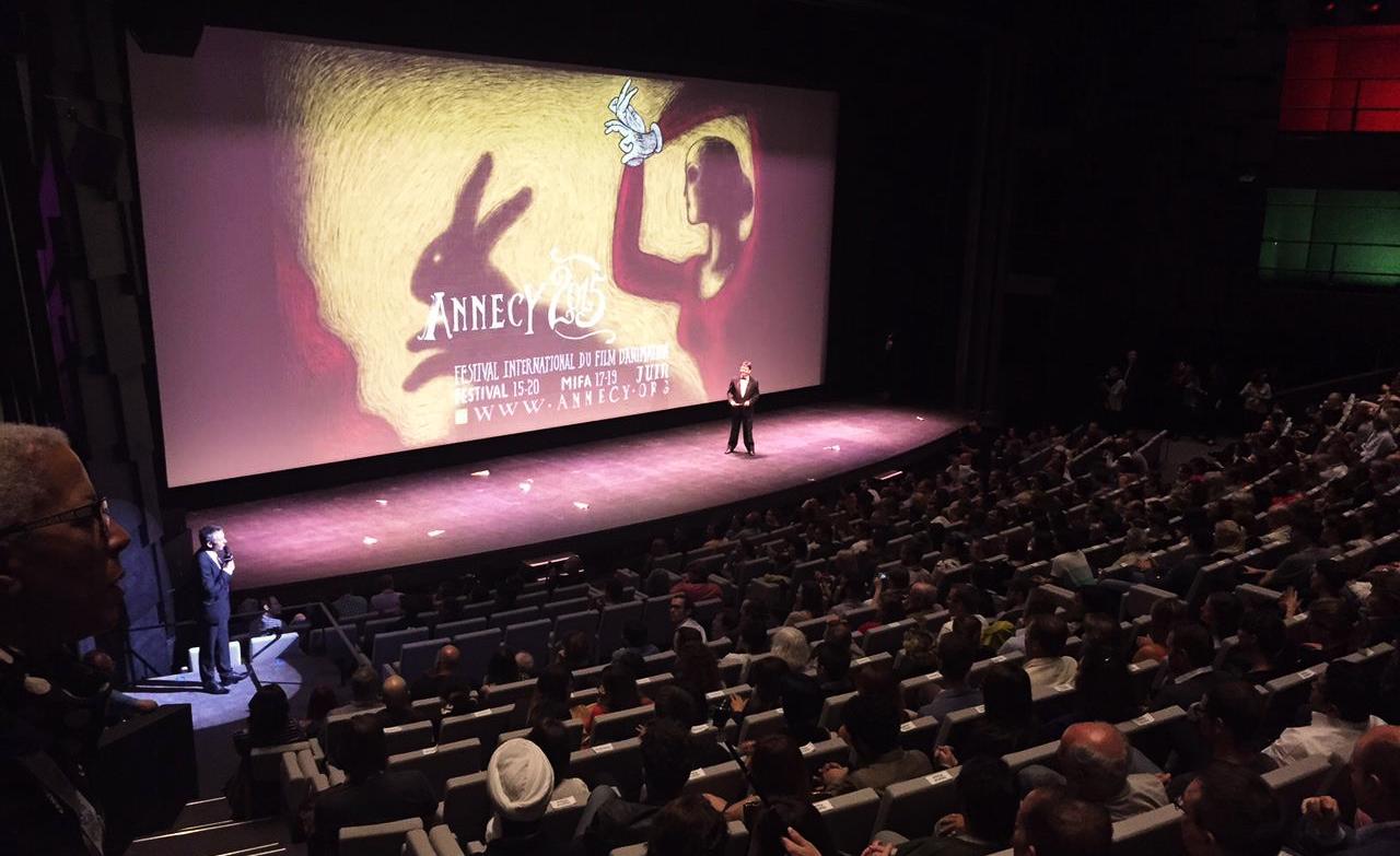 THE PROPHET opens ANNECY 2015 – BrosFX | Animation Studio